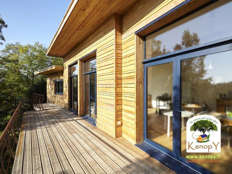 maison et extension bois isolation de niort 79 la. Black Bedroom Furniture Sets. Home Design Ideas